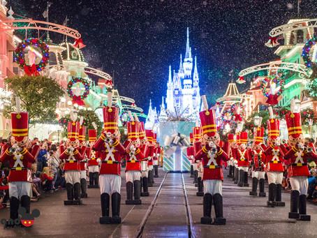 Natal na Disney! Saiba como se programar.