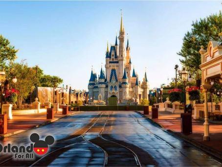 Disney Early Mornings Magic.