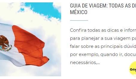 EUA via México, tudo o que você precisa saber!