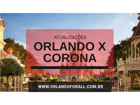Informações sobre Orlando x Corona.