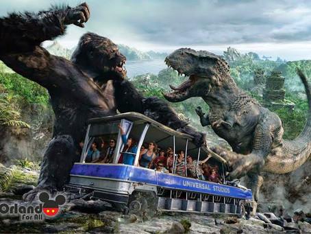 King Kong está de volta na Universal!