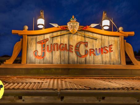 Jungle Cruise, a atração que virou filme.