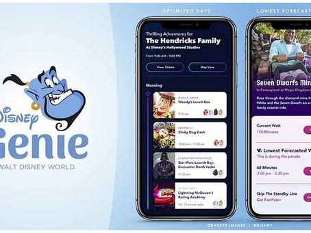 Fim do Fastpass na Disney e lançamento de novo app a partir de 19 de outubro.
