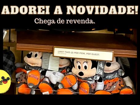 """Nova política da Disney impõe limites aos """"revendedores""""."""