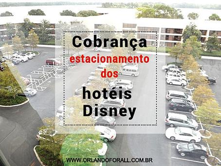Alteração nas hospedagens em hotéis Disney.