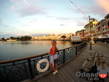 Boardwalk, um paraíso escondido na Disney.
