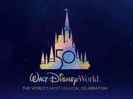 Preview dos produtos que celebram os 50 anos do Walt Disney World.