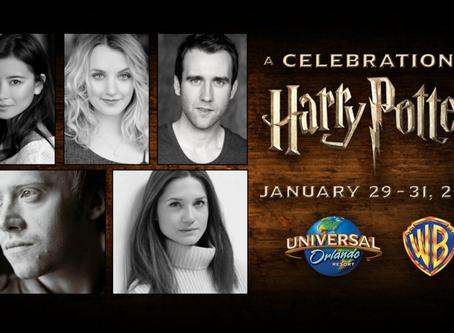 Celebration Of Harry Potter.