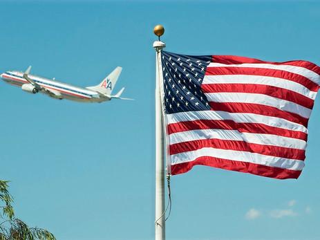 EUA anuncia fim das restrições de entrada no país.