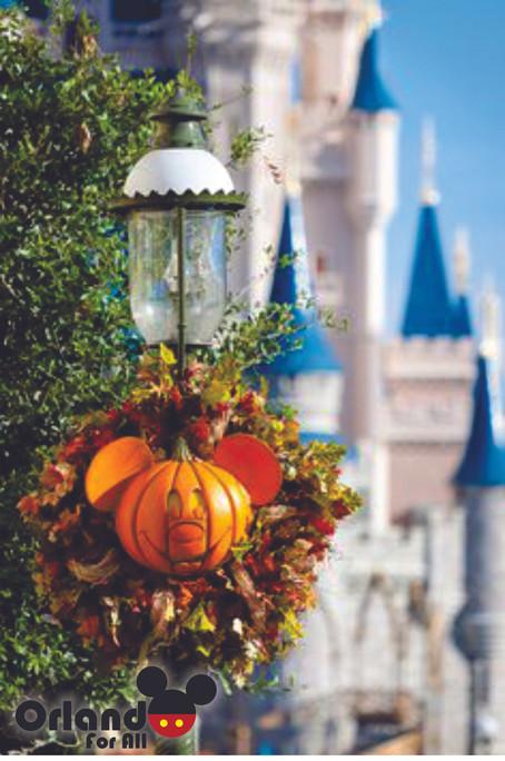 Halloween na Disney!