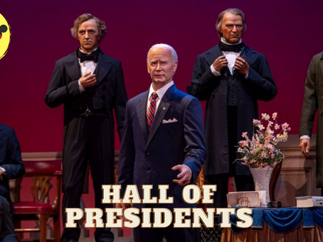 Biden é adicionado no Hall of Presidents. Sabe o que é um animatrônico?