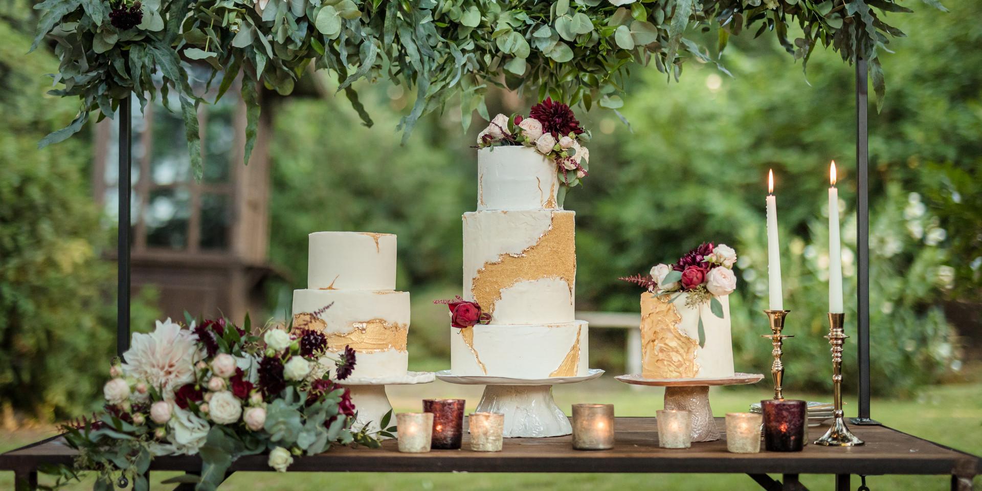 torte di matrimonio uniche