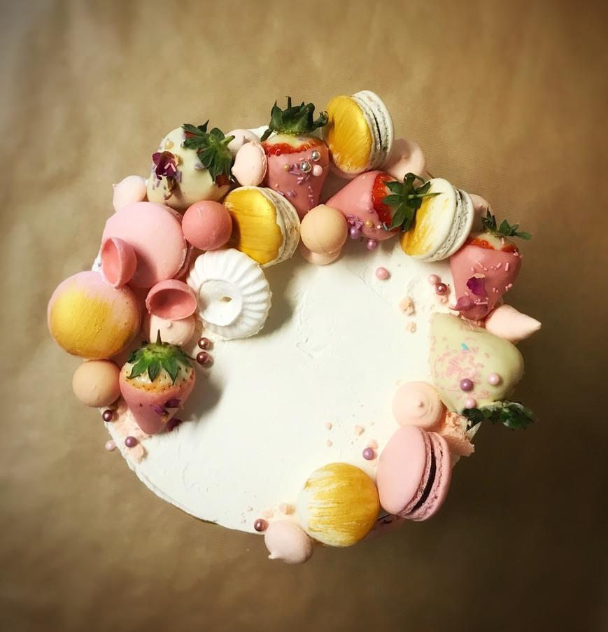 cake artist parma