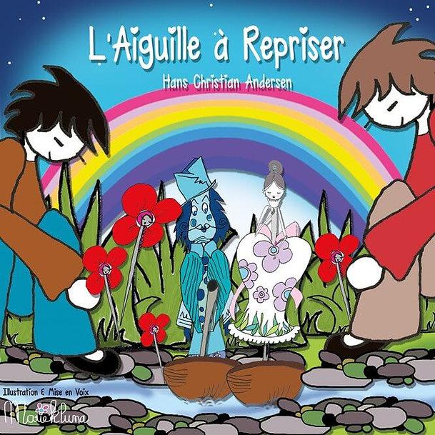 L AIGUILLE A REPRISER