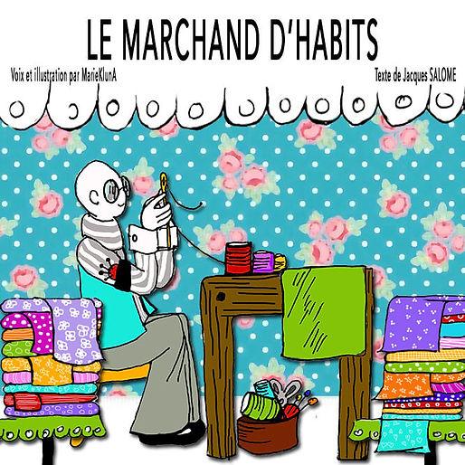 contes pour enfants - mariekluna - MARCH