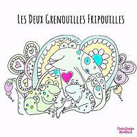DEUX GRENOUILLES FRIPOUILLES