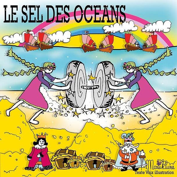 LE SEL DES OCEANS