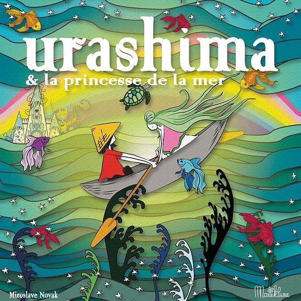 URASHIMA & LA PRINCESSE DE LA MER