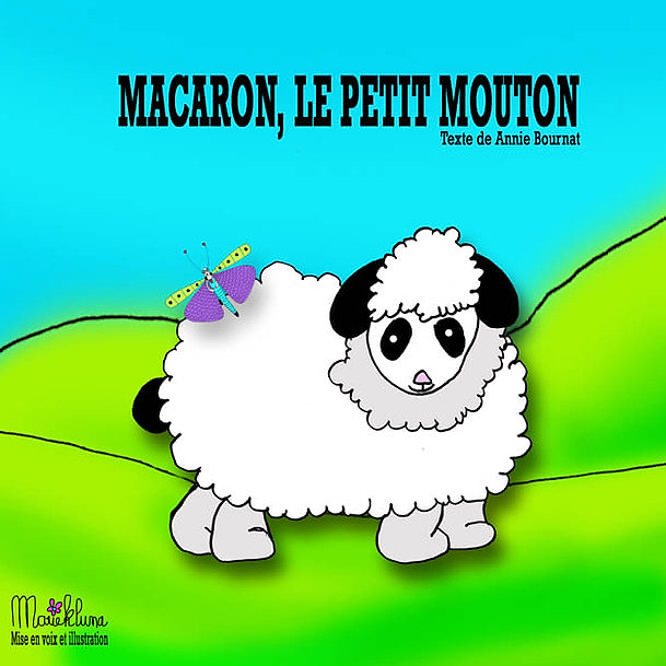 MACARON, LE PETIT MOUTON