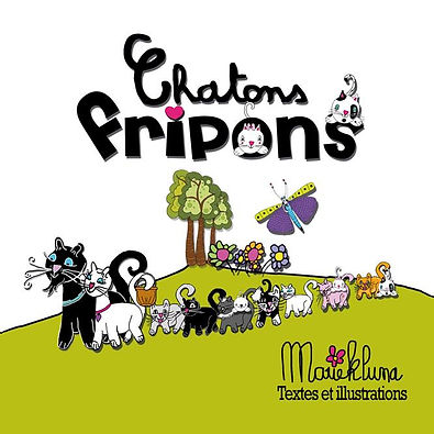 CHATONS FRIPONS