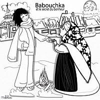 BABOUCHKA ET LE SECRET DU BONHEUR