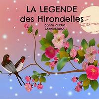 LA LEGENDE DES HIRONDELLES