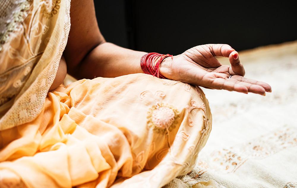 Pranayama yoga