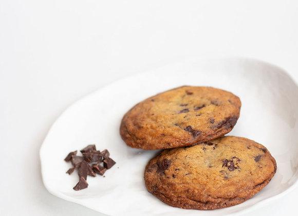 Cookies chocolat profil