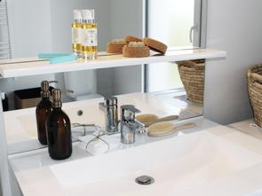 Eponges et accessoires de salle de bain
