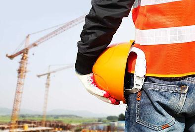 ouvrier de chantier