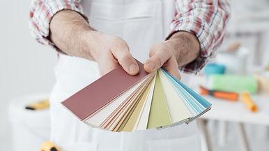 palette de couleur décoration