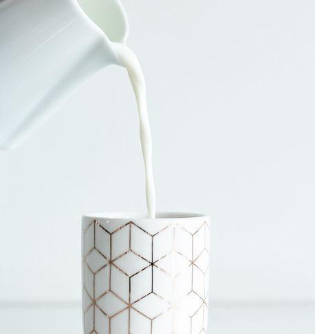 tasse lait