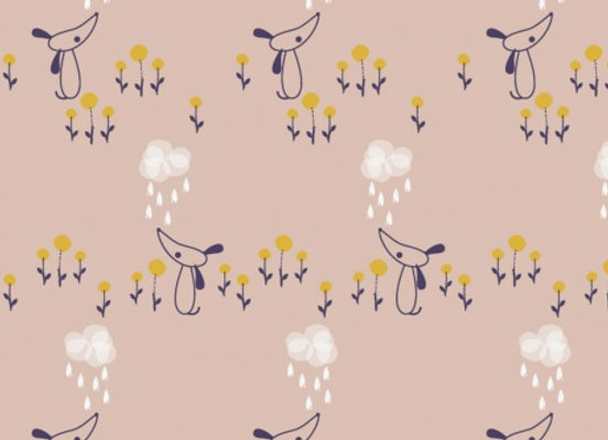 Chien & nuages by dashwood – Collection autumn rain