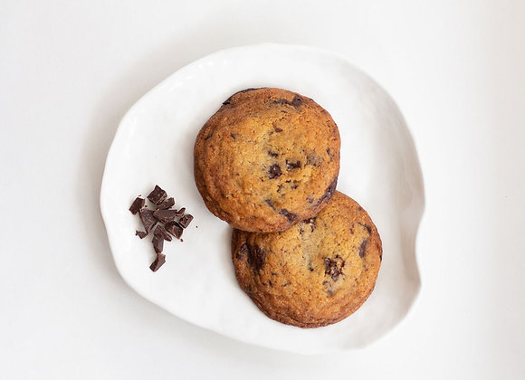Coffret Métal Cookies x10