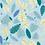 Thumbnail: Tissu Popeline de Coton Ants & Music Leaves