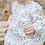 Thumbnail: Tissu Popeline de Coton Little Rat Flowers