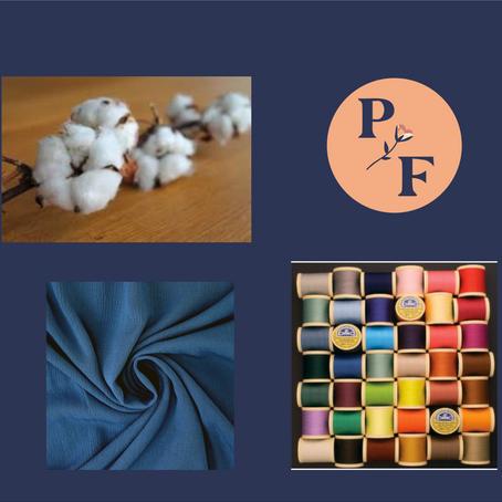 Démêler les différents types de tissus en couture et mieux comprendre leurs caractéristiques