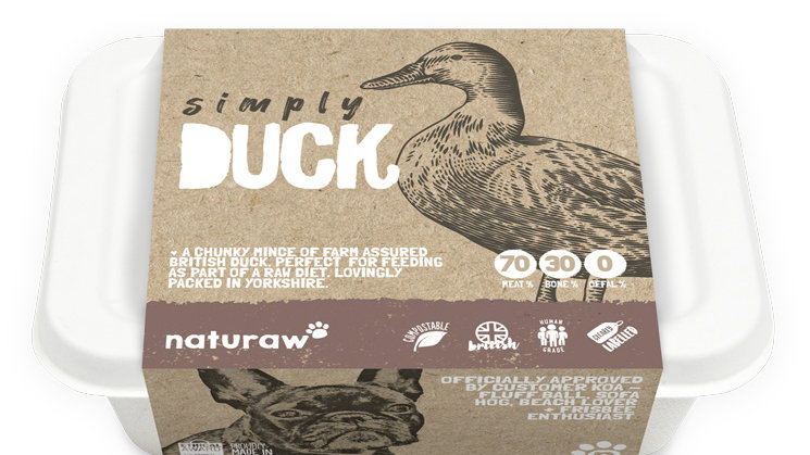 Naturaw Simply Duck