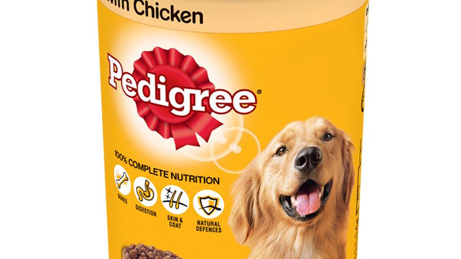 Pedigree Chicken in Gravy