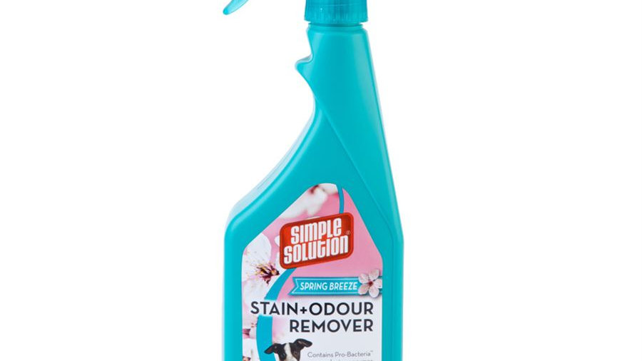 Simple Solutions Stain & Odor Remover Spring Breeze