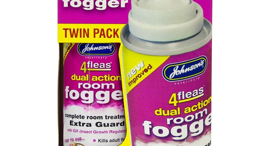 Johnsons 4Fleas Twin Fogger VMD