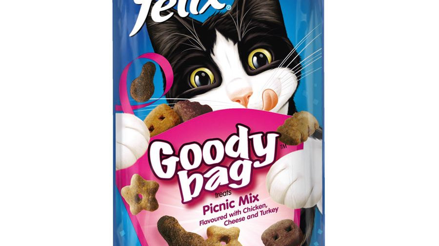 Felix Goody Bag Picnic Mix Treats
