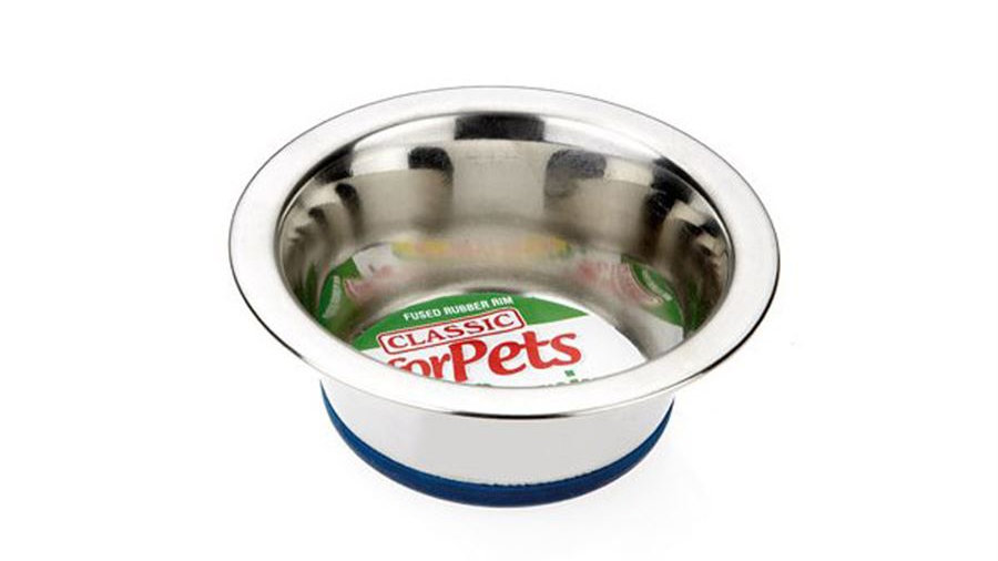 Classic Stainless Steel Non Slip Bowl