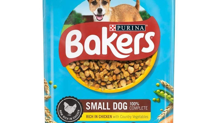 Bakers Complete Small Dog Chicken (2.85kg)