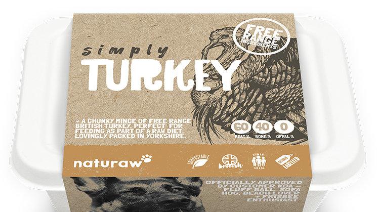Naturaw Simply Free Range Turkey