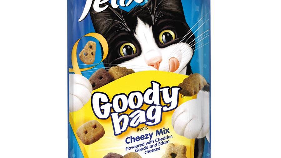 Felix Goody Bag Cheezy Mix Treats
