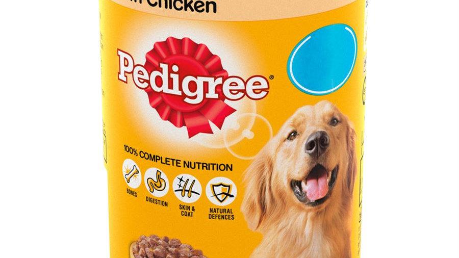 Pedigree Chicken in Jelly