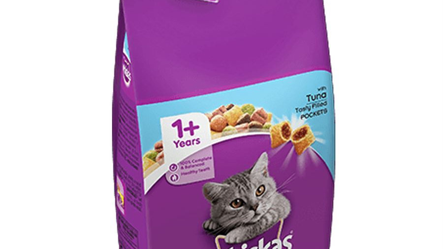 Whiskas Dry Complete Cat 1+ with Tuna