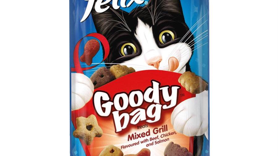 Felix Goody Bag Mixed Grill Treats