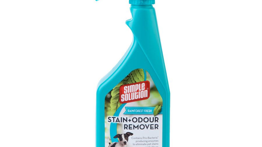 Simple Solutions Stain & Odor Remover Rain Forest